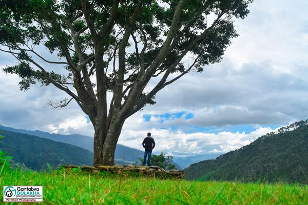 गुमडाँडाबाट नियाल्दा - फोटो फिचर