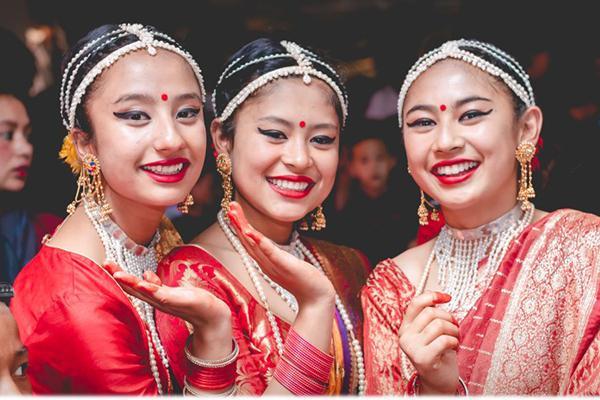 विद्यालय स्तरीय नृत्य प्रतियोगीता - फोटो / भिडियो
